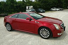 2011 Cadillac CTS for sale 100890551