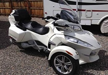 2011 Can-Am Spyder RT for sale 200384186