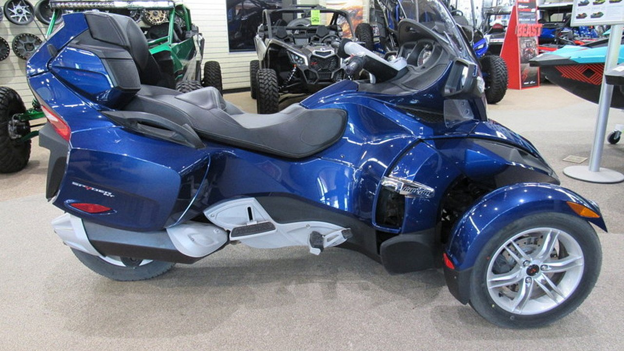 2011 Can-Am Spyder RT for sale 200580534