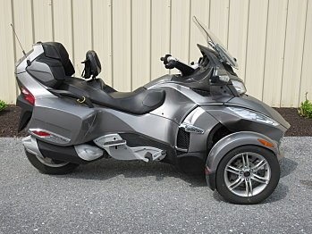 2011 Can-Am Spyder RT-S for sale 200480574