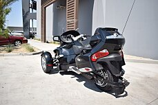 2011 Can-Am Spyder RT-S for sale 200490687