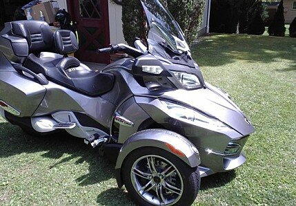 2011 Can-Am Spyder RT for sale 200485131