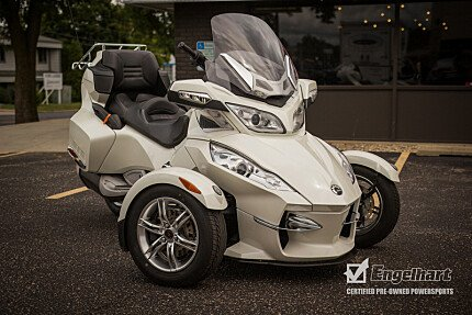 2011 Can-Am Spyder RT for sale 200612418