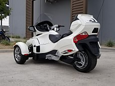 2011 Can-Am Spyder RT for sale 200616895