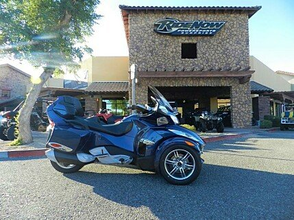2011 Can-Am Spyder RT for sale 200628435