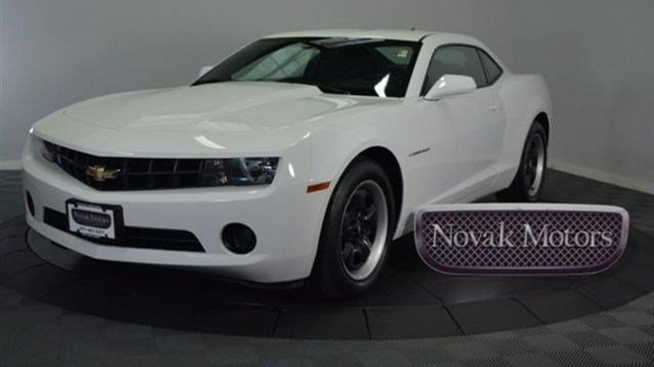 2011 Chevrolet Camaro LS Coupe for sale 100818554
