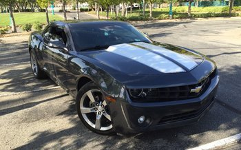 2011 Chevrolet Camaro LT Coupe for sale 100760514