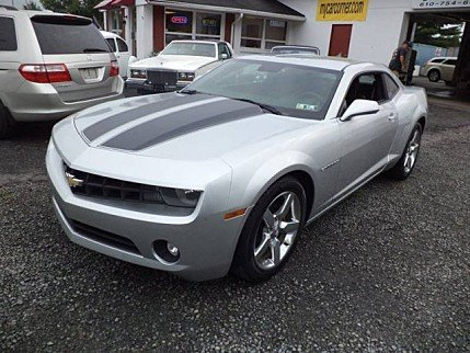 2011 Chevrolet Camaro LT Coupe for sale 100895744