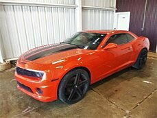 2011 Chevrolet Camaro SS Coupe for sale 100942820