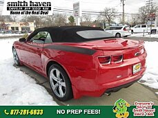 2011 Chevrolet Camaro LT Convertible for sale 100963045
