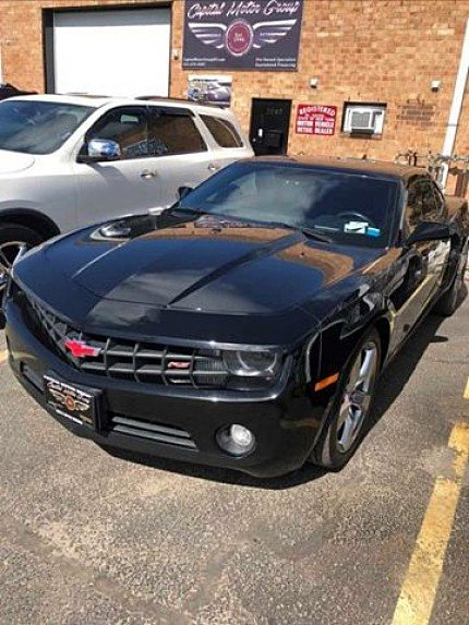 2011 Chevrolet Camaro LT Coupe for sale 100967635