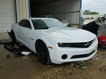 2011 Chevrolet Camaro LS Coupe for sale 101011268