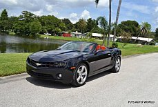 2011 Chevrolet Camaro LT Convertible for sale 101017586