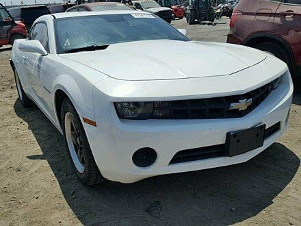 2011 Chevrolet Camaro LS Coupe for sale 101031684