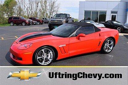 2011 Chevrolet Corvette Grand Sport Convertible for sale 100732665