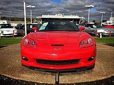 2011 Chevrolet Corvette Grand Sport Convertible for sale 100740498