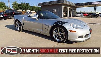 2011 Chevrolet Corvette Grand Sport Convertible for sale 100848117