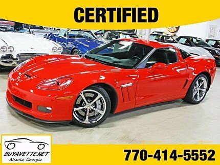 2011 Chevrolet Corvette Grand Sport Coupe for sale 100887578