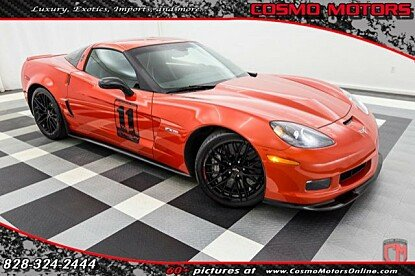2011 Chevrolet Corvette Z06 Coupe for sale 100896013