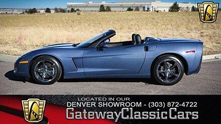 2011 Chevrolet Corvette Convertible for sale 100939484