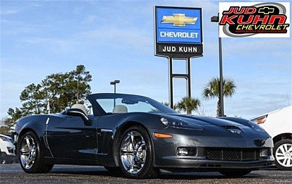 2011 Chevrolet Corvette Grand Sport Convertible for sale 100940279
