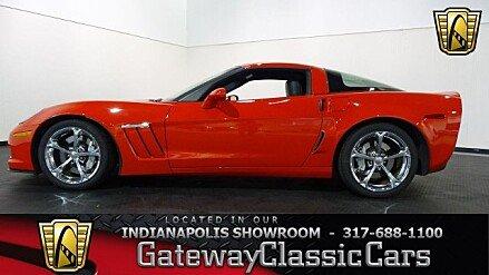 2011 Chevrolet Corvette Grand Sport Coupe for sale 100949388