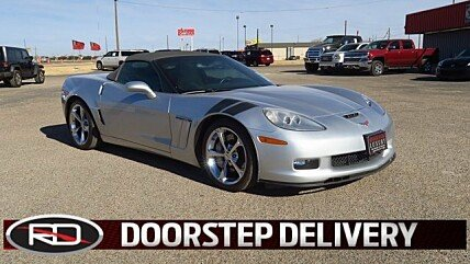 2011 Chevrolet Corvette Grand Sport Convertible for sale 100951532