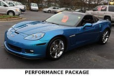 2011 Chevrolet Corvette Grand Sport Coupe for sale 100951542