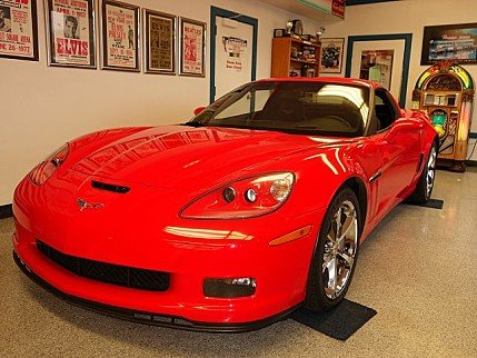2011 Chevrolet Corvette Grand Sport Coupe for sale 100952480