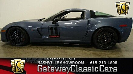 2011 Chevrolet Corvette Z06 Coupe for sale 100963539