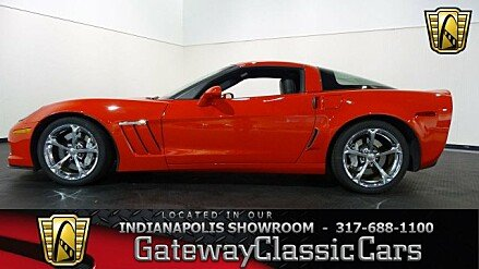 2011 Chevrolet Corvette Grand Sport Coupe for sale 100964915