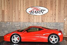 2011 Ferrari 458 Italia Coupe for sale 100739016