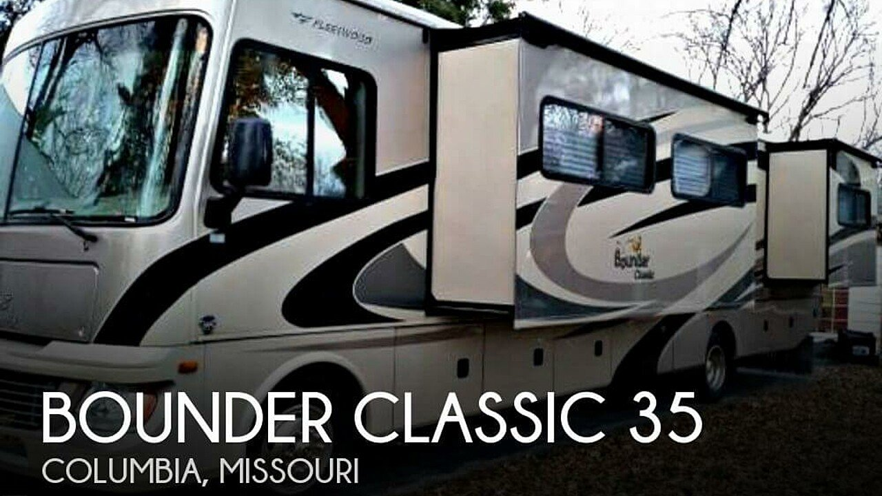 2011 Fleetwood Bounder for sale 300105875