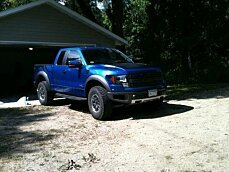 2011 Ford F150 4x4 SuperCab SVT Raptor for sale 100753086