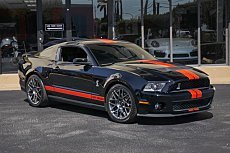 2011 Ford Mustang Shelby GT500 Coupe for sale 100984046