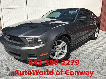 2011 Ford Mustang Coupe for sale 101012456
