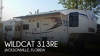 2011 Forest River Wildcat for sale 300106955