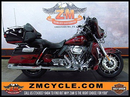2011 Harley-Davidson CVO for sale 200438697