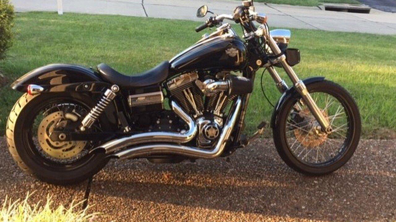2011 Harley-Davidson Dyna for sale 200494075