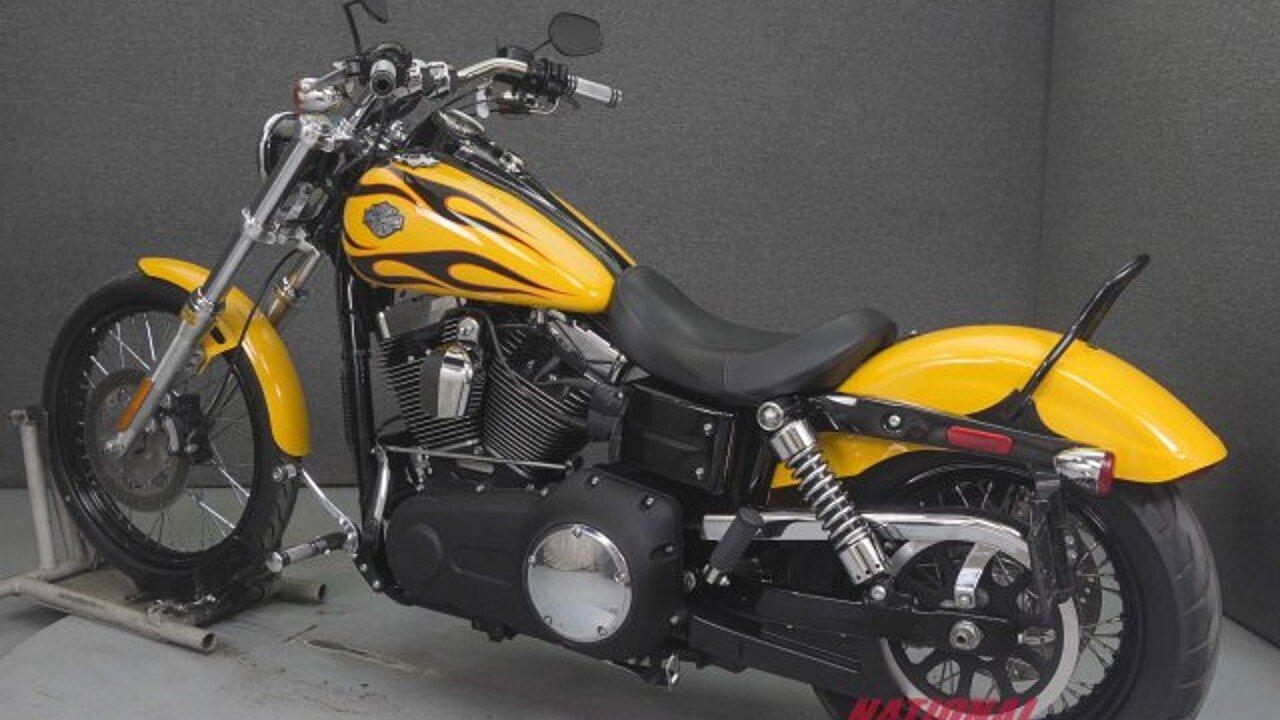 2011 Harley-Davidson Dyna for sale 200621503