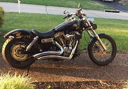 2011 Harley-Davidson Dyna for sale 200494075