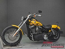 2011 Harley-Davidson Dyna for sale 200621503