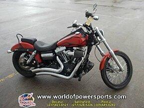 2011 Harley-Davidson Dyna for sale 200636962