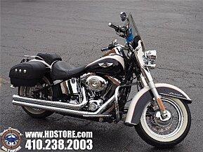 2011 Harley-Davidson Softail for sale 200648056
