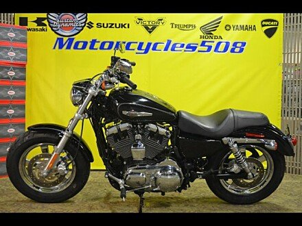 2011 Harley-Davidson Sportster for sale 200600611