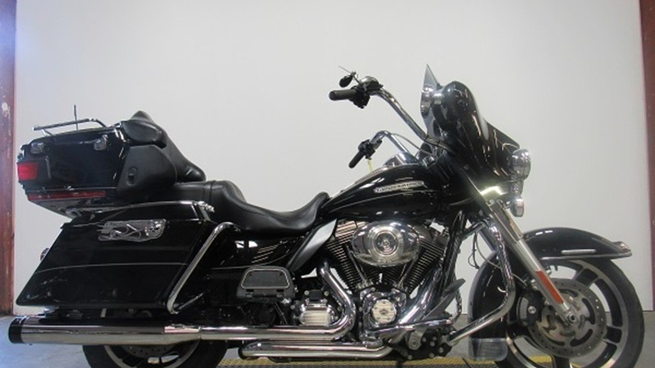 2011 Harley-Davidson Touring for sale 200498665