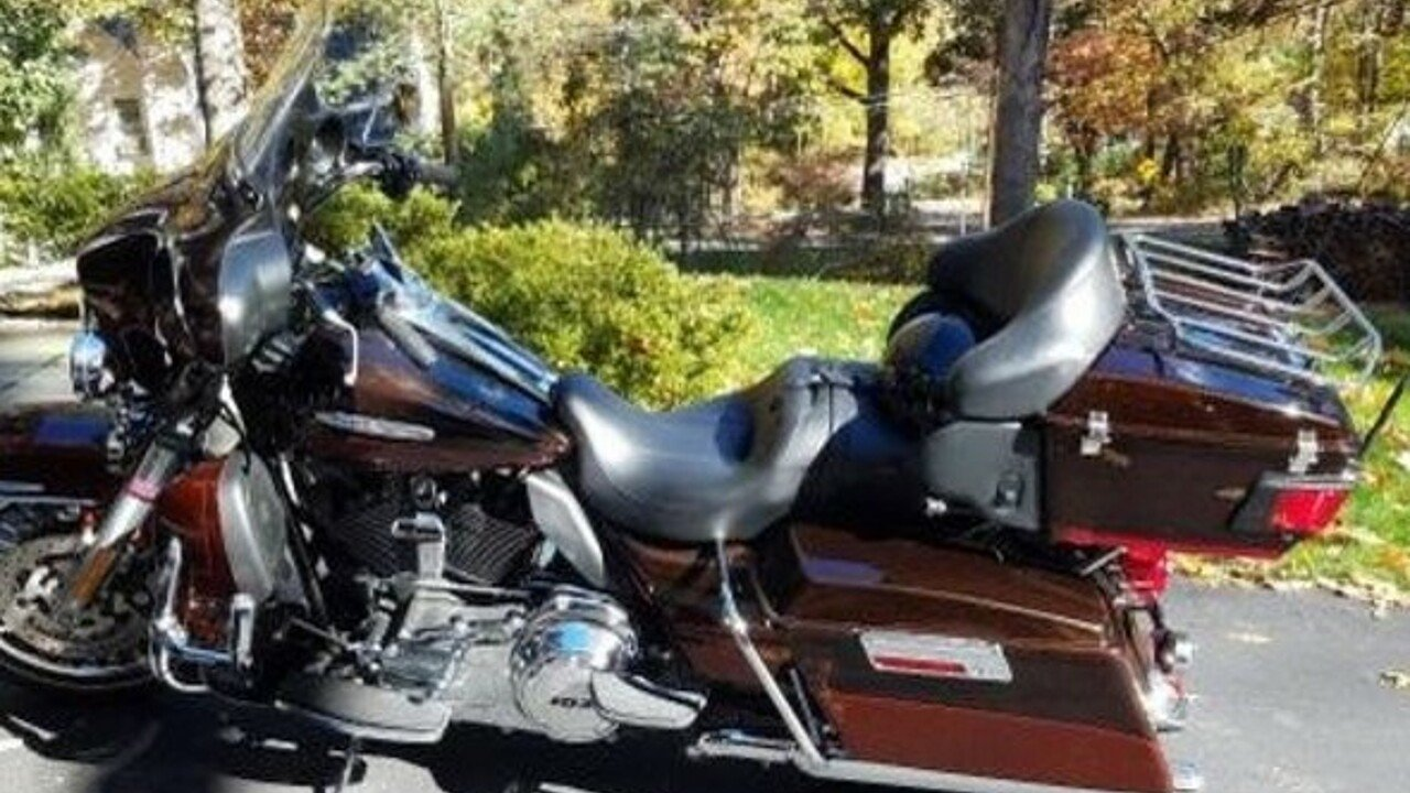 2011 Harley-Davidson Touring Electra Glide Ultra Limited for sale 200514611