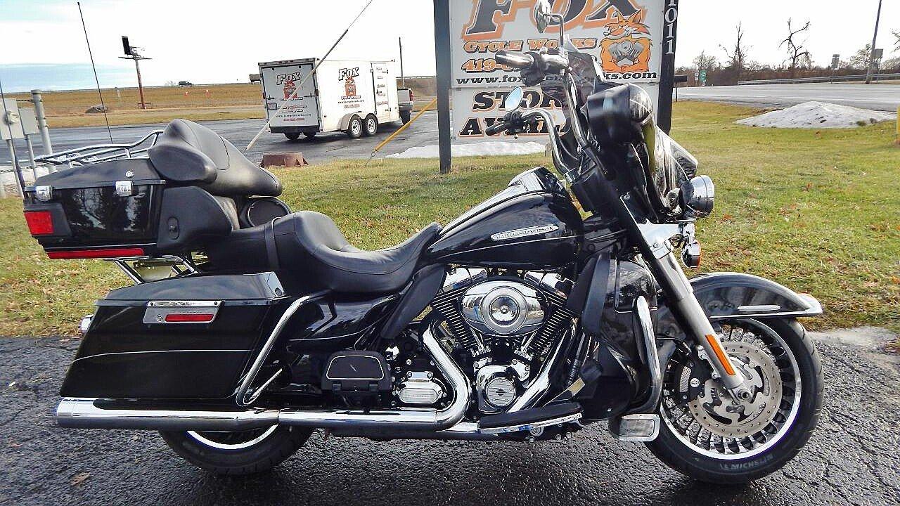 2011 Harley-Davidson Touring Electra Glide Ultra Limited for sale 200519524