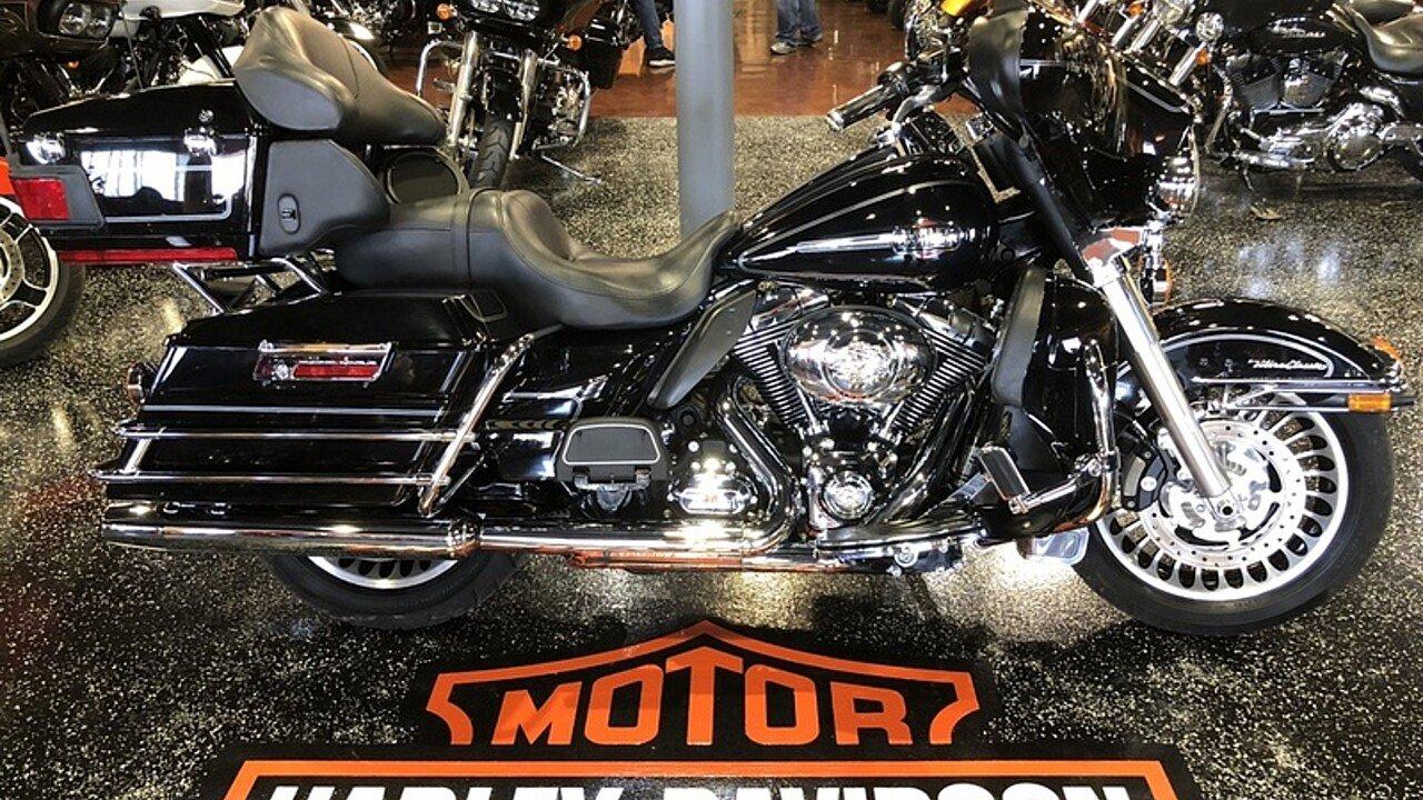 2011 Harley-Davidson Touring for sale 200569081