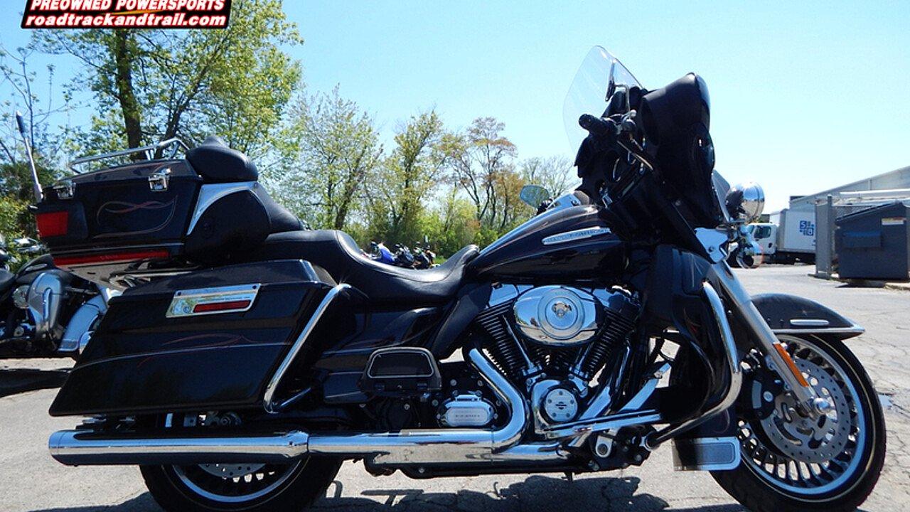 2011 Harley-Davidson Touring for sale 200580115